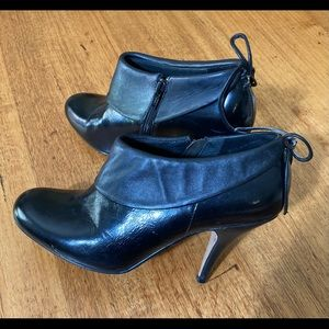 MOLLINI leather Ankle Boots